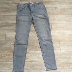Kenzie striped stretchy jean
